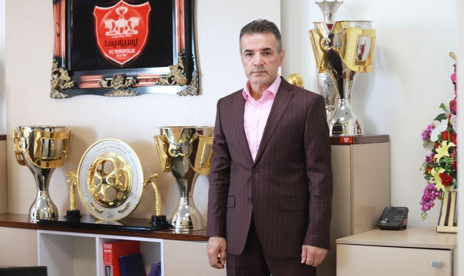 انصاریفرد: با گلمحمدی چهارمین قهرمانی را کسب میکنیم
