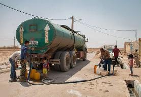 قطعی آب ۲۴۰ روستا در سیستان و بلوچستان/ آبرسانی با تانکر و مخازن سیار انجام می شود