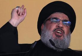 حسن نصرالله توسط مقام اسرئیلی تهدید به ترور شد