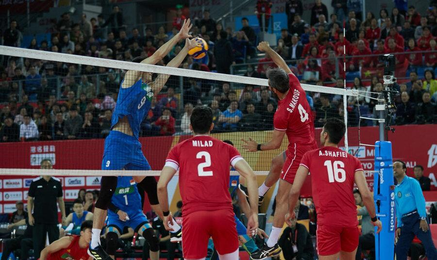 همگروهی ایران با لهستان و ایتالیا: گروهبندی رقابتهای والیبال المپیک توکیو مشخص شد