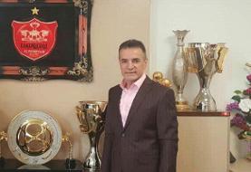 با گلمحمدی به چهارمین قهرمانی میرسیم/ بعید است کریم باقری برود