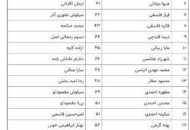 شناسایی ۶۱ جانباخته سانحه سقوط هواپیما | فهرست اسامی