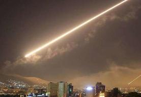 حمله موشکی به فرودگاه (T ۴) سوریه