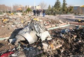 سپاه پاسداران دو موشک به سوی هواپیمای اوکراینی شلیک کرده است