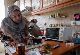 (تصاویر) اشکها و لبخندهای صدیقه کیانفر