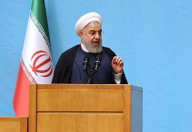 روحانی: در سقوط هواپیما فقط یک نفر مقصر نیست/ مسأله با صداقت برای مردم بیان شود