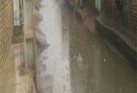 رکوردشکنی بارش&#۸۲۰۴;ها/اتصال دریا به دریا در نیمروز