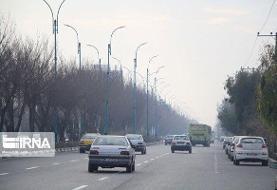 کیفیت هوای تهران همچنان برای حساسها ناسالم است
