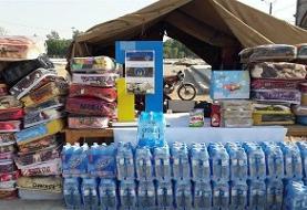برپایی ۱۵۰ پایگاه جمعآوری کمکهای مردمی به سیلزدگان سیستان و بلوچستان