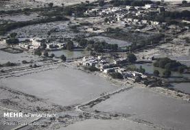تداوم قطعی آب در برخی روستاهای سیلزده