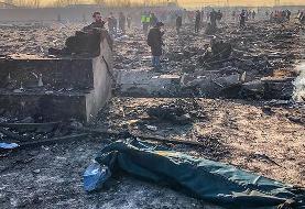 شناسایی ۱۰۰ نفر از قربانیان  هواپیمای اوکراینی /۳۰ پیکر تحویل خانوادهها شد