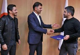 انتصاب سرپرست تیمهای ملی کشتی آزاد و فرنگی