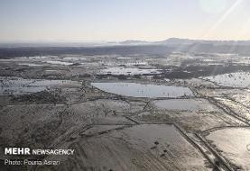 کمک شرکت فرودگاهها به مناطق سیل زده سیستان و بلوچستان