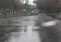 وقوع رگبار باران در مناطق سیل&#۸۲۰۴;زده