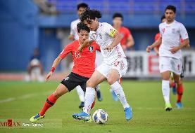 تساوی ناامید کننده تیم امید برابر چین در نیمه نخست