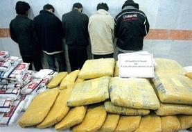 هدف مبارزه بامواد مخدر ضربه زدن به بنیادهای اقتصادی قاچاقچیان است