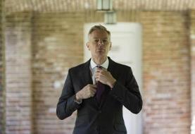 «راب مکایر» سفیر بریتانیا از کشور خارج شد