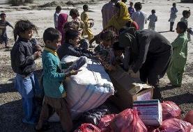 آغاز جمعآوری کمک به سیلزدگان سیستان و بلوچستان در کردستان