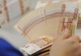 کاهش ارزش روبل در پی خبر استعفای دولت روسیه