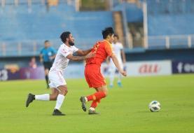 تساوی امید ایران مقابل چین در نیمه نخست
