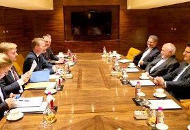 وزرای خارجه ایران و دانمارک دیدار کردند/بیعملی اروپا محور گفتگو
