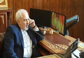 ظریف: ایران آماده انتقال اجساد قربانیان اوکراینی است