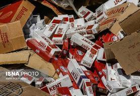 سالانه چند نخ سیگار در کشور مصرف میشود؟