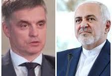 تماس تلفنی وزرای خارجه ایران و اوکراین