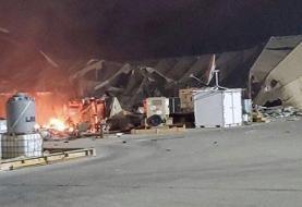 اذعان ارتش آمریکا به زخمیشدن ۱۱ نظامی در حمله سپاه به عینالاسد