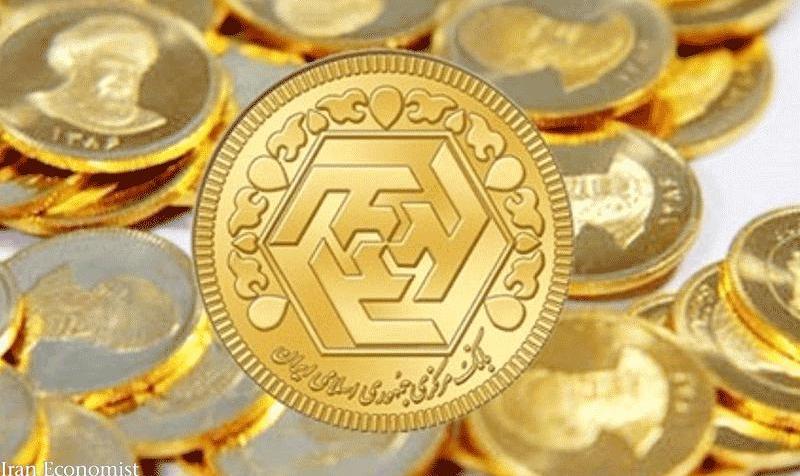 نرخ سکه و طلا و نیم سکه دربازار آزاد ۲۶ دی