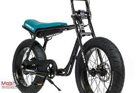 دوچرخه الکتریکی ۱۴۰۰ دلاری!(+تصاویر)