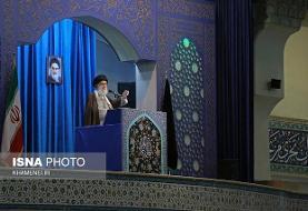 بلومبرگ: رهبر ایران میگوید که رئیسجمهور آمریکا دلقکی تظاهرکننده به حمایت است