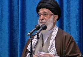 شبکههای اجتماعی و خطبه خامنهای: حضرت ترسیده و بهت زده است