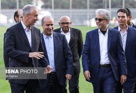 دلار بگیرهای بیخیال ایرانی در AFC/ تاج و کفاشیان چه میکنند؟