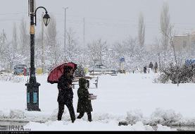 تعطیلی برخی مدارس آذربایجان شرقی به دلیل برف