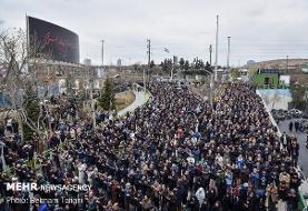 زبان«شعار و تکبیر»مردم در نماز جمعه/«نسخهپیچی»برای نابودی آمریکا