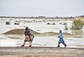 سفر رئیس جمهور به مناطق سیلزده جنوب سیستان و بلوچستان
