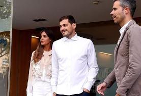 کاسیاس رئیس بعدی فدراسیون فوتبال اسپانیا؟