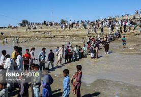 برگزاری آئین محفل خوبان ویژه گلریزان برای آسیب دیدگان سیل سیستان و بلوچستان در قم