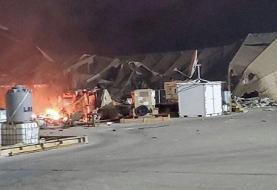 کشته شدن بیش از ۱۰۰ نظامی آمریکایی در حمله موشکی ایران به پایگاه عینالاسد