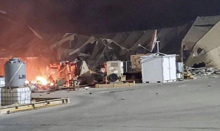۲۰۰ کشته نبود ۱۱ زخمی بود! ارتش آمریکا از مداوای ۱۱ سرباز پس از حمله موشکی ایران به پایگاه عین الاسد خبر داد