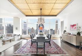 عکس   آپارتمان ۱۲ میلیون دلاری بازیگر سرشناس