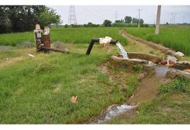 ۱۷ حلقه چاه غیرمجاز در استان مرکزی مسدود شد