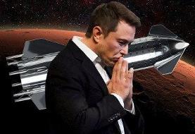 ایلان ماسک میگوید مریخ میتواند یک میلیون نفر در خود جای دهد