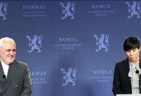 گفتوگوی تلفنی وزرای خارجه ایران و نروژ
