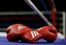مسابقات کسب سهمیه المپیک بوکس به تعویق افتاد