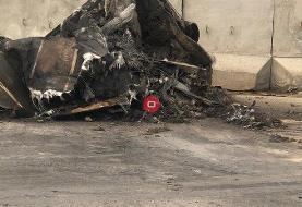 تصاویر جدید از داخل پایگاه عین الاسد