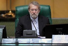 جدال لاریجانی و کدخدایی درباره ردصلاحیتها