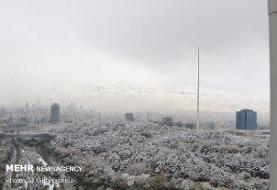 دلایل اعلام تعطیلی دیرهنگام مدارس/میزان شدت بارش برف قطعی نبود