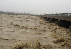 حجم سیلاب سیستان و بلوچستان سه و نیم برابر سیل گلستان بوده است